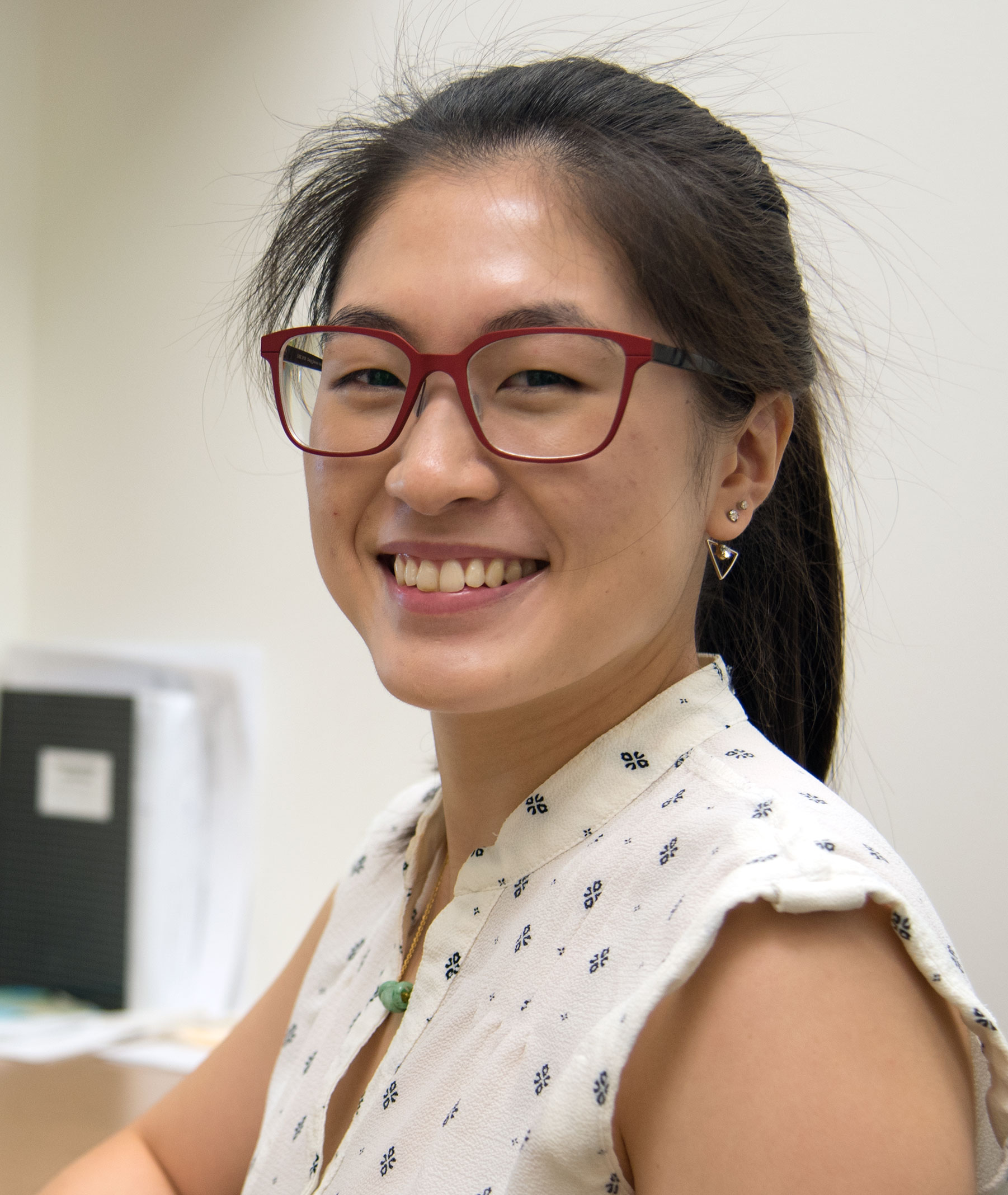 Photo of Edna Chiang, BTP trainee