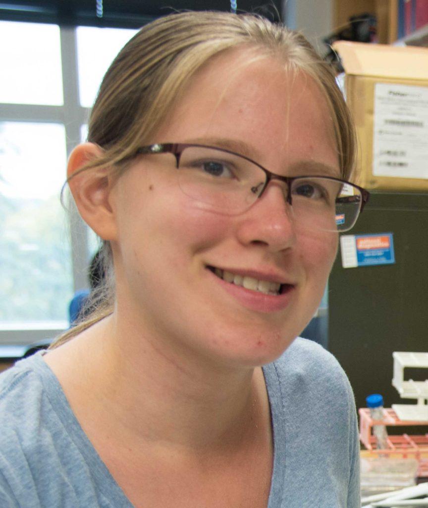 Photo of Katherine Senn, BTP Trainee