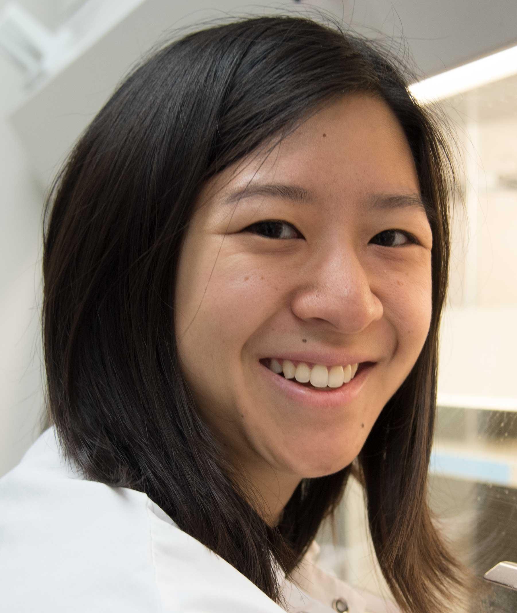 Photo of Angela Xie, BTP Trainee