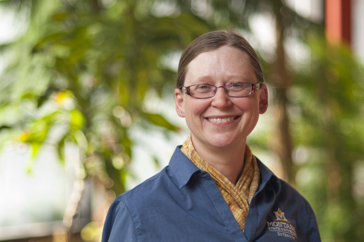 Photo of Mary Burrows, BTP alumna